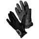 Boyt Bob Allen Elastic Mesh Shotgunner Gloves, Medium, Black - 10537
