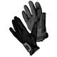 Boyt Bob Allen Elastic Mesh Shotgunner Gloves, Large, Black - 10539