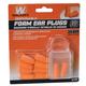 Walkers Game Ear 30 dB Inside the Ear Plug, Orange, 5/pack - GWPFP5PK
