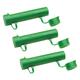CVA .50 Plastic Magnum Speed Loader, Smooth Green, 3/pack - AC1617A