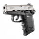 SCCY CPX-1 9mm Black & Stainless Pistol w/ Safety, (1 Magazine) - CPX-1TT-S