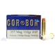 Cor-bon 357 Magnum 110gr JHP Ammunition 20rds - SD357110/20