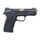 S&W Performance Center M&P380 Shield EZ M2.0 .380 ACP Pistol, Gold Barrel - 12719