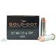 Speer 357 Magnum 125gr Gold Dot Ammunition 20rds - 23920