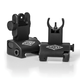 Yankee Hill Machine Front/Rear Same Plane Folding Sight System for Rifles - 5040-H
