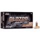 CCI Blazer Brass 9mm 124gr FMJ Ammunition 50rds - 5201