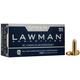 Speer Lawman Training 158 gr Total Metal Jacket .38 Spl +P Ammo, 50/box - 53750