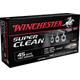 Winchester Ammunition Super Clean 165 gr Full Metal Jacket .45 Auto Ammo, 50/box - W45LF