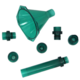 RCBS - Quick Change Powder Funnel Kit - 9190