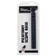 Seekins Precision Remington 700 Short Action 7075 T6 Aluminum 1-Piece Scope Base, Type III Class 2 Hardcoat Anodized Matte Black, #6 Screw - 10710019