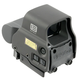 Eotech EXPS3 1x30.5mm x 21.6mm 68 MOA Ring with (4) 1 MOA Dot Holographic Hybrid Red Dot Sight, Black  - EXPS34