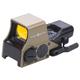 Sightmark Ultra Shot M-Spec 1x33mm x 24mm Reflex Illuminated Red Dot Sight, Flat Dark Earth/Matte Black - SM26005DE