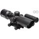Firefield 1.5-5x32mm Illuminated Duplex (SFP) Rifle Scope w/ Green Laser - FF13017