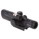 Firefield 2.5-10x40mm Illuminated Mil-Dot (SPF) Rifle Scope w/ Green Laser - FF13014