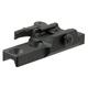 Pulsar AR-15 Aluminum 1-Piece Quick Detach Picatinny Style Locking Optic Mount, Matte Black - PL34000