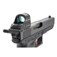 Strike Industries Scorpion Glock 17 to 39 Steel 1-Piece Universal Low-Profile Reflex Mount, Black - GSURF