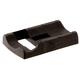 Leupold DeltaPoint Pro Glock Steel 1-Piece Dovetail Scope Mount, Matte Black - 170906