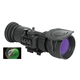 ATN PS28-3 1x Night Vision Clip-On 3 Generation Rifle Scope - NVDNPS2830