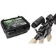 Samson Manufacturing 3x35mm Magnifier w/ Quick Release Flip Mount - 3XM-SMAG
