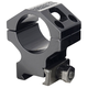 Barrett Firearms Zero Gap 30mm Ultra High 7075 T6 Aluminum Scope Ring, Hard Anodized Black - 13324