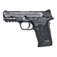 Smith & Wesson M&P Shield EZ 9mm Pistol with Manual Safety, Black - 12436