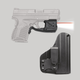 Crimson Trace Laserguard Pro Laser Sight and Tactical Light w/ Holster for Springfield Armory XD-S Pistol - LL802HBT
