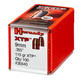 Hornady 9MM (.355) 115 gr XTP Bullets, 100 Count – 35540