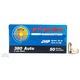 PRVI Partizan 380 Auto/ACP 94gr JHP Ammunition 50rds - PP-R3.21