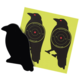 Birchwood Casey Sharpshooter/Shoot-N-C Crow Plastic Target Kit 38766