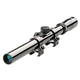 Tasco Rimfire Riflescope - 4x15mm, Crosshair RF4X15D