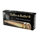 Sellier & Bellot 6.8mm SPC 110gr Plastic Point Ammunition 20rds - SB68B