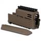 Tapco Intrafuse AK-47 Standard Handguard (Dark Earth) - STK06311