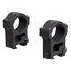 Trijicon TR106: AccuPoint 30mm Extra High Aluminum Rings
