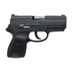 Sig Sauer Nitron Sub Compact .45 Auto Pistol - 250SC-45-B