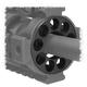 DISC     Yankee Hill Machine Forearm End Cap - Standard YHM-9484A