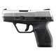 Taurus 709 SLIM 9mm 7rd Stainless Slide 709ss 1-709039