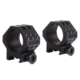 Weaver 30MM Picatinny Tactical Rings, 6 hole Matte Black  99692
