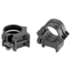 Weaver Quad Lock .22 Tip Off Rings Matte 49053