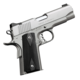 """Kimber Compact Stainless II .45 ACP 4"""" Pistol, Satin Silver - 3200036"""