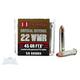 Hornady 22 WMR 45gr FTX Critical Defense Ammunition 50rds - 83200