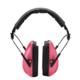 Champion Slim Passive Ear Muffs Pink 40972