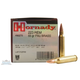 Hornady 223 Rem 55gr FMJ Custom Ammunition 50rds - 80275