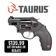 Taurus M85 Protector Polymer Revolver .38SPL +P ‒ 2-850021PFS