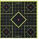 SHOOT*N*C Sight-In Targets 8'' - 6 Targets 34105