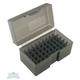 Frankford Arsenal 509 Plastic Ammo Box 243-308 Gray 50rd 122804