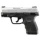 Taurus PT24/7 G2 .40 Cal Compact Stainless Steel Pistol   24/7-G240SSC-15  1-247409G2C-15