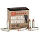 Hornady 30 Carbine 110gr FTX Critical Defense Ammunition 25rds - 81030