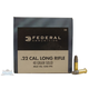 Federal 22 Long Rifle 40gr HV Solid Champion/Lightning Ammunition 500rds (10 boxes of 50) - 51
