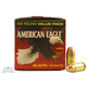 American Eagle 45 Auto/ACP 230gr FMJ Ammunition, 100 pack - AE45A100