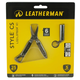 Leatherman Style CS & LED Lenser K1 Combo Pack 831568